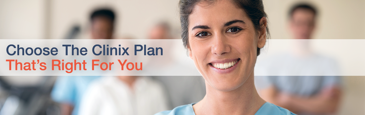 Choose the Clinix Plan that's right for you